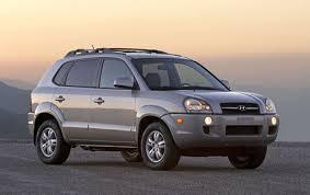 Автомобиль Hyundai Tucson, автомобиль Хюндай Туксон