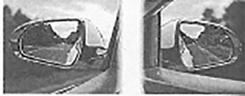 Боковые зеркала Hyundai Solaris