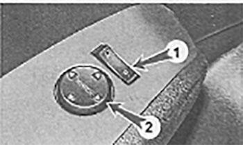Электропривод двери Hyundai Solaris