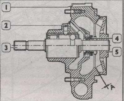 схема водяного насоса iveco
