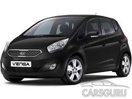 Автомобиль Kia Venga, автомобиль Киа Венга