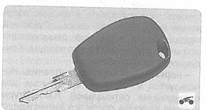 Ключ Lada Largus 2