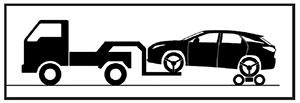 Задние колеса Lexus NX