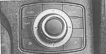 Блок управления мультимедией Mazda CX-5