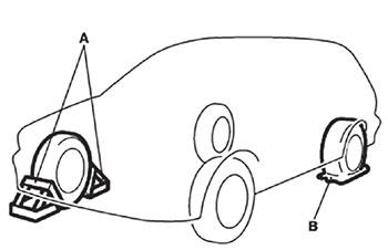 Колодка Mitsubishi Pajero Sport