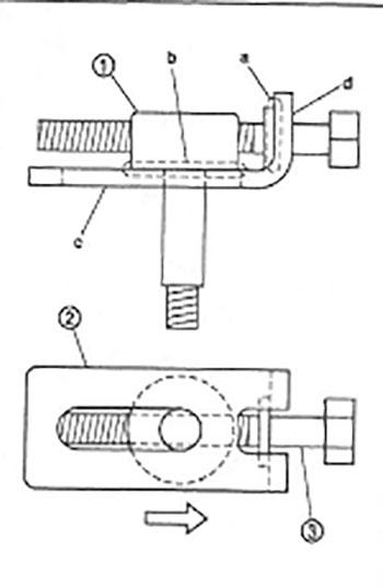 Центральная ось Nissan Sentra В17