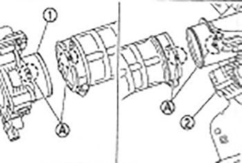 Воздуховод Nissan Sentra В17