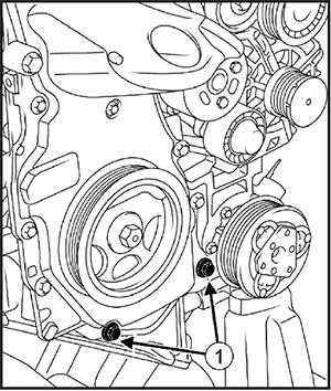 Крышка привода ГРМ Renault Arkana