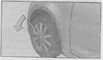 Запасное колесо Skoda Octavia с 2013 года