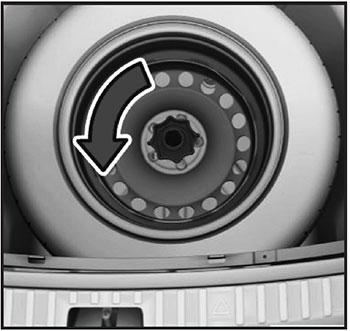Запасное колесо Skoda Octavia с 2019 года