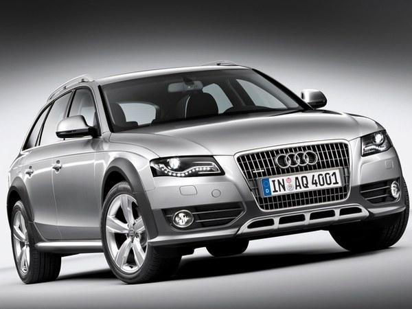 описание, характеристики, Audi Allroad, Audi A6, Audi A6 Avant, Ауди Олроад, Ауди А6, Ауди А6 Авант