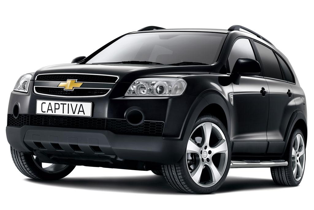 описание, характеристики, Chevrolet Captiva, Шевроле Каптива