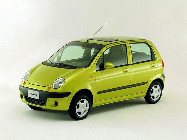 описание, характеристики, Chevrolet Spark, Daewoo Matiz, Шевроле Спарк, Дэу Матиз, Дэу Матиз 2