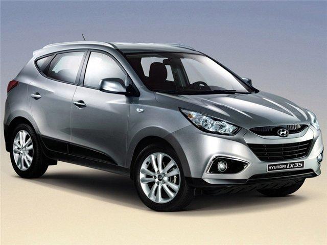 описание, характеристики, Hyundai ix35, Hyundai Tucson ix, Хюндай их35, Хюндай Туксон их