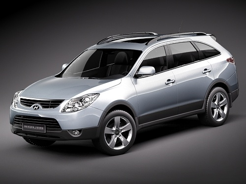описание, характеристики, Hyundai ix55, Hyundai Veracruz, Хюндай, Хюндай Веракруз