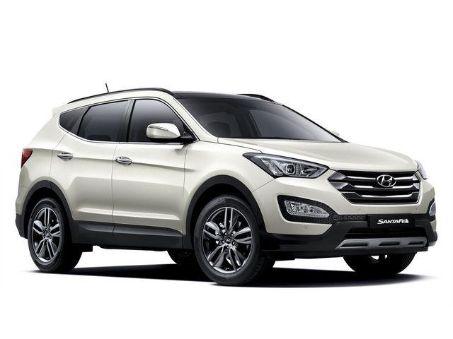 описание, характеристики, Hyundai Santa Fe FL, Хюндай Санта Фе ФЛ