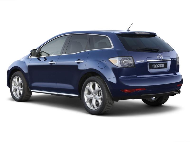 описание, характеристики, Mazda CX-7, Мазда СХ-7