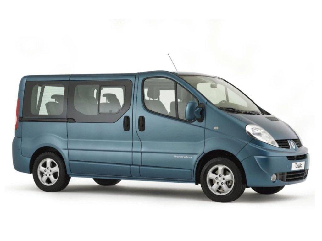 описание, характеристики, Renault Trafic, Opel Vivaro, Nissan Primastar, Рено Трафик, Опель Виваро, Ниссан Примастар