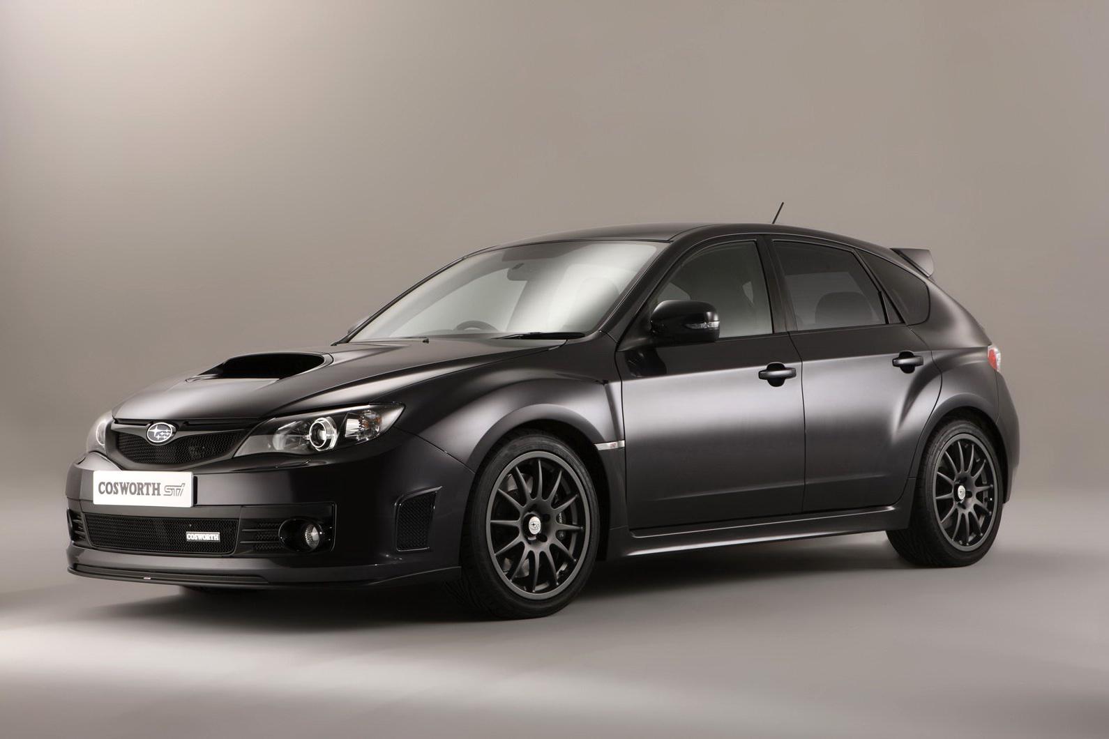 описание, характеристики, Subaru Impreza, Subaru Impreza WRX STI, Субару Импреза, Импреза ВРХ СТИ