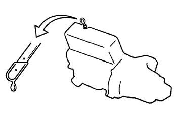 Уровень моторного масла Suzuki Jimny