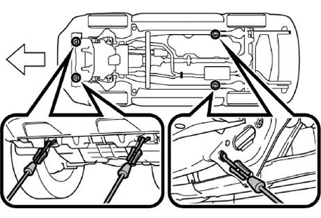 Транспортировка методом полной погрузки Toyota Fortuner
