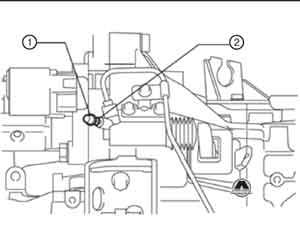 колпачок прокачного штуцера Toyota Rav4