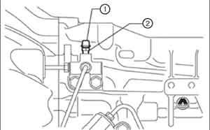 прокачной штуцер Toyota Rav4