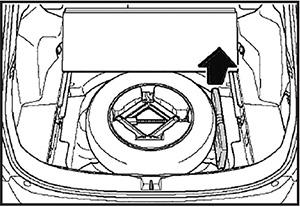 Сумка с инструментами Toyota Rav4