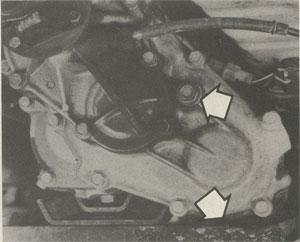 Transfer case Toyota 4-Runner 1979 Haynes