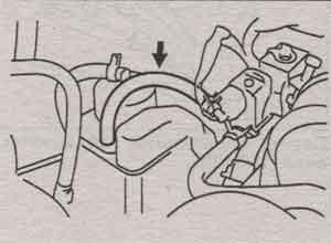 вакуумный шланг Toyota Allion, вакуумный шланг Toyota Premio