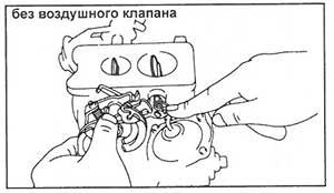 Воздушный клапан Toyota Dyna 100