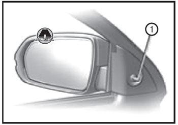 Зеркала заднего вида Lada Vesta