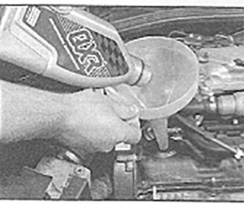 Крышка маслозаливной горловины Volkswagen Golf 2 / Jetta 2
