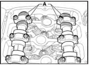 Кулачок Volkswagen Touareg