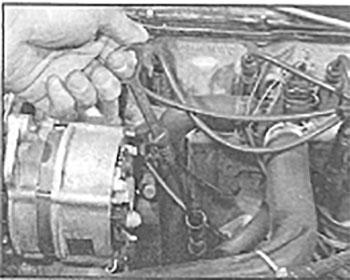 Масляный щуп Volkswagen Golf 2 / Jetta 2