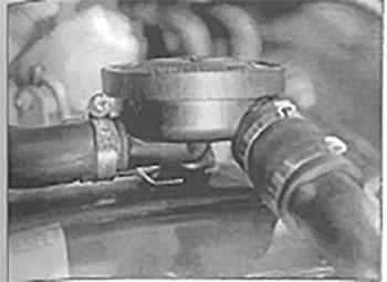 Регулировочный клапан Volkswagen Golf 3