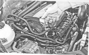 Указатель уровня масла Volkswagen Tiguan