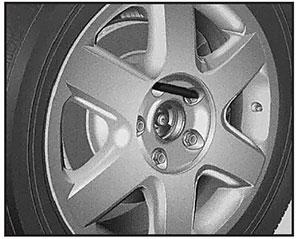 Запасное колесо VW Touareg