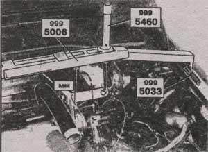 фиксирующий элемент Volvo 850