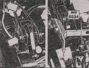 штанги двигателя Volvo 850